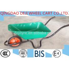 Металлический лоток материала и твердых/воздуха колесо колесо типа пластиковый лоток тачку WB3800