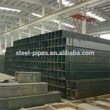 Große Menge auf Lager Rechteck Rohr Stahl Dimensionen