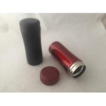 Tasse de café isolée par mur double / flacon de vide de thermos / tasses potable