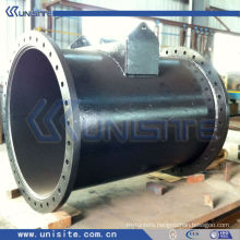 steel structure pipe for dredging on dredger (USC-4-002)