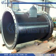Tubo de estrutura de aço para dragagem na draga (USC-4-002)