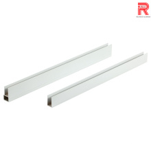 Aluminium / Aluminium Extrusionsprofile für Memoboard / Tack Board / Staffelei Board