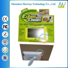 carton signifie affichage avec écran LCD 7 pouces