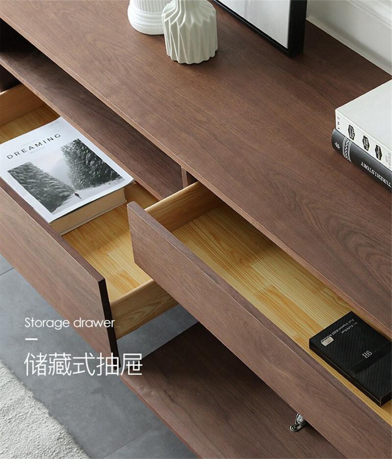 Wooden Tv Stand Modern