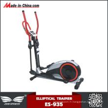 Vélo elliptique d'exercice de puissance de corps magnétique d'intérieur Vélo elliptique d'exercice de mouvement magnétique