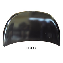 Hood used for renault dokker