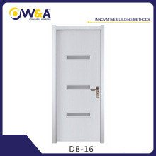 China Eco-Friendly Wood Plastic Composite WPC Interior Wooden Door
