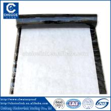 Macromolecule Composite self adhesive waterproof membrane for roof