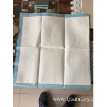Nonwoven urine absorbent pet pad