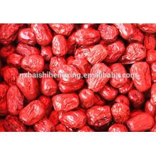Dates rouges chinoises de Jujube