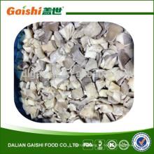 IQF Pleurotus ostreatus cogumelos ostra