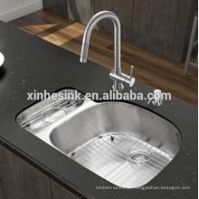 Unterbau CUPC Edelstahl 304 Küchenspülen