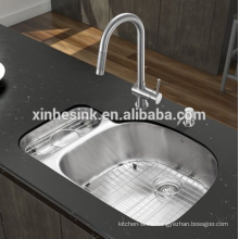 Undermounted CUPC Stainless Steel 304 Kitchen Sinks