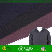 4-way Stretch con tejido de poliéster de fibra T400 de chaqueta al aire libre