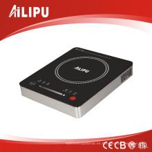 Alta potencia con cocina de inducción de control táctil de alta calidad