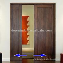 luxury interior wood door concealing sliding pocket door with invisible track