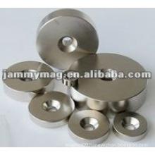 2012 hot-sale ndfeb countersink hole magnet