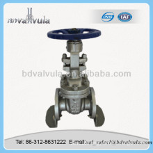ANSI DN100 Stem Gate Valve for oil&gas industry made in China