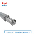 PCD diamond twist burnishing drills for stainless steel