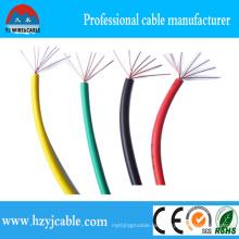 2,5mm Single Core Multi-Strang PVC beschichtet Flexible elektrische Verdrahtung