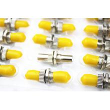 Alta performance Low Insertion loss Adaptador Fibra Óptica ST com alta qualidade