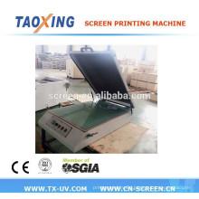 screen frame dryer exposure machine