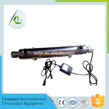 Uv leichte wasserreiniger tragbare uv wasserreiniger inline ov sterilisator