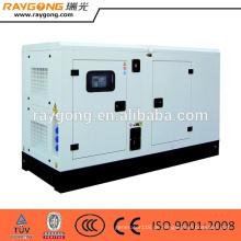 36kw 45kva diesel generator set stille typ mit ats günstigen preis