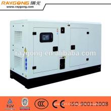 36kw 45kva diesel generator set silent type with ats cheap price