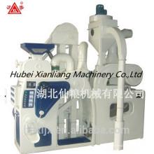 Série MLNJ conjunto completo combinado máquina de arroz husker
