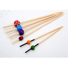 Eco Natural Bamboo Fruit Skewer/Stick/Pick (BC-BS1002)