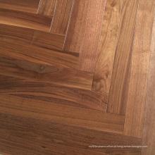 Revestimento de madeira projetado de noz de alta qualidade