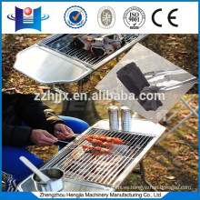 smokeless barbecue charcoal
