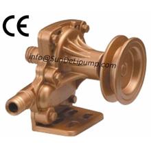 Pompe à eau centrifuge Cast Iron Marine mer marché Myanmar