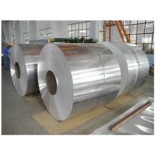 Feuillet en aluminium / feuille d'aluminium / feuille de mesure lourde / feuille de calibre moyen / feuille de lumière