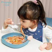 Unbreakable Kids Square Complementary Food Bowl