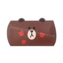 Boîtes vides de chocolat vides bon marché populaires 150 * 105 * 30mm