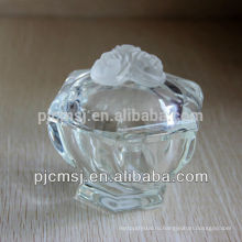 Стекло кристалл персонализированные ювелирные изделия коробка побрякушки