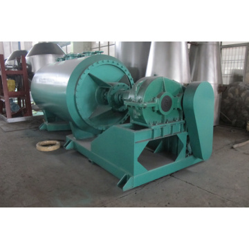 Vacuum Harrow Dryer with reciprocating rake