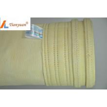 Fiberglass Filtration Fabric for High Temperature Working Environment