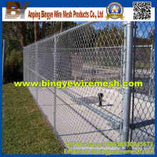 Galvanized Chain Link Fence Prices for Sale Factory