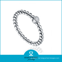 Bestseller Silber Imitation Rhodium Ring