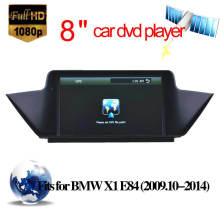 Car DVD Player for BMW X1 E84 GPS Navigation (HL-8839GB)