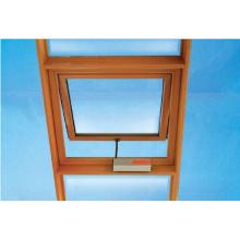 Double Glass Aluminum Top Hung Windows