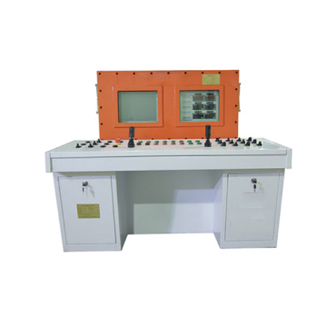 Mining Intrinsically Safe Operation Console