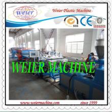 Linha de produção de plástico de placa de espuma de PVC