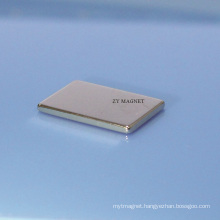 Cheap High Quality Sintered NdFeB Magnet 72hours Salt Spray Test