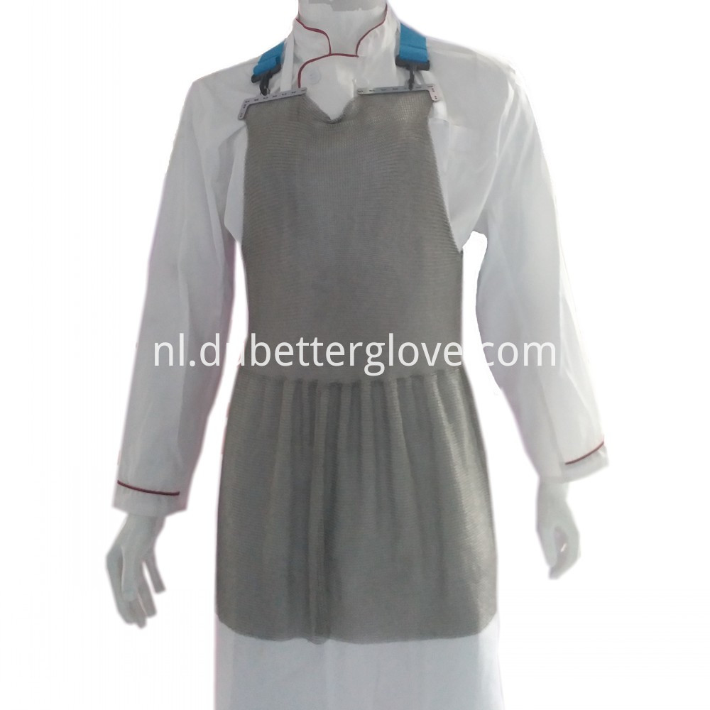 stainless steel chain mail apron