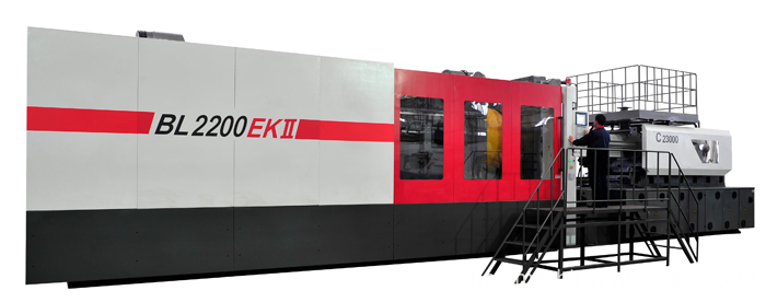 injection molding machine for chair