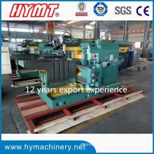 Machine de façonnage de fentes en métal hydraulique BY60125C / machine à modeler hydraulique